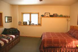 Small Basement Bedroom Double Rectangle White Floral Pat Small Basement Bedroom Ideas