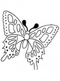 Kleurplaten Vlinders Topkleurplaatnl