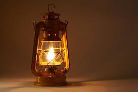 electric hurricane lamps