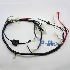 popular atv wiring harness buy cheap atv wiring harness lots from wireloom wiring harness assembly scooter gy6 150cc chinese elecric start kandi atv quad bike atomik buggy