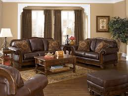 sofas with wood trim extraordinary brown leather sofa gradschoolfairs com home ideas 39