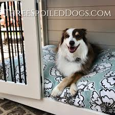 wood dog crate furniture large dog kennel farmhouse style dog house with shiplap dog bed custom single kennel handmade indoor crate