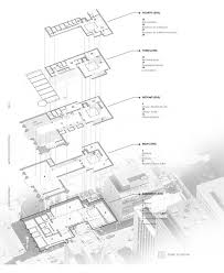 top 25 best architecture plan ideas on pinterest site plans Architecture House Plans Book exploded floor plan axon House Blueprint Architecture