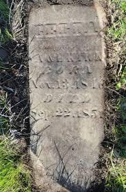 Celia Kirk (1847-1851) - Find A Grave Memorial