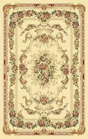 2857 burdy green ivory victorian oriental area rugs