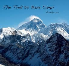The Trek to Base Camp by Ivan Lowe | Blurb Books