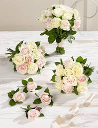flower arrangements wedding. white \u0026 pink luxury rose wedding flowers - collection 2 flower arrangements