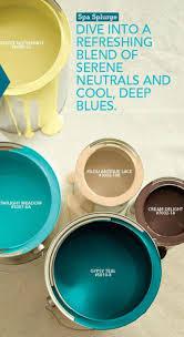 spa paint colorsColor Palette  Spa Splurge  Interiors By Color