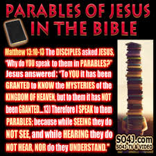 Bible Conversion Chart Parables Of Jesus In The Bible Chart
