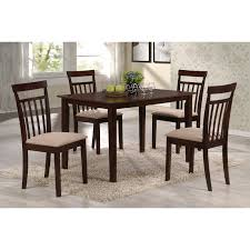 Cherry Wood Kitchen Table Sets Cherry Dining Table Set Educartinfo For