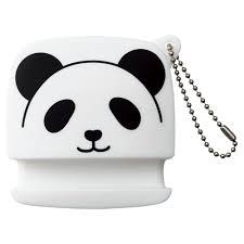 <b>Держатель</b> для <b>телефона</b> LIHIT LAB. <b>Панда</b>, белый, черный ...