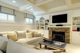 basement window treatment ideas. Classic Traditional Town Home St Davids Sq Traditional-family-room Basement Window Treatment Ideas