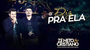 Zé Neto e Cristiano - Diz pra ela (Ainda Te Amo) - (DVD Ao vivo em São José  do Rio Preto) - YouTube