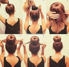 Sock Bun Hair Style 10 best and glamorous bun hairstyle ideas that you must make it 3261 by wearticles.com