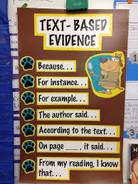 best text evidence ideas citing text evidence she made one of these posters for each teacher this is awesome be a parting gift for my third grade mentor