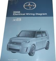 2008 scion xb electrical wiring diagrams original toyota manual scion 2008 electrical wiring diagrams xb