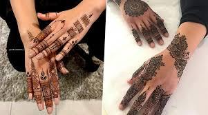 Arabic Mehendi Design For Bride Easy Mehndi Designs For Bridesmaids New Semi Bridal Arabic