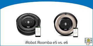 Irobot Roomba E5 Vs E6 Differences Explained