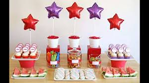 Cars Party Decorations Creative Cars Party Decorations Ideas Youtube