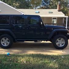 jeep wrangler 4 door. jeep wheel to nerf steps 0717 jk wrangler 4door 4 door