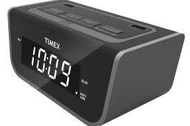 hotel technologies to reveal dual usb charging for timex led alarm clock at hx