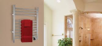 electric towel warmers heated rails warming racks electric towel warmers