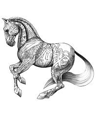 Adult Coloring Pages Horses Iby7 Horse Coloring Games Halloween