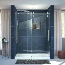 60 inch shower door frameless enigma z sliding and s