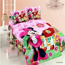 home beeding set disney minnie holiday girls bedding set