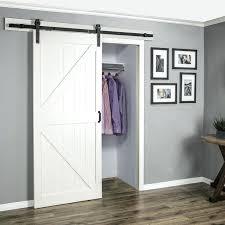 barn door closet diy white barn door closet doors projects contemporary inside 8 diy barn door