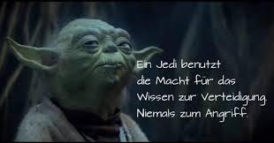 Lustige Meister Yoda Spruche