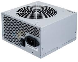 <b>Chieftec</b> source iARENA, <b>GPA</b>-<b>450S8</b>, 450W, 120 mm fan, PFC, 50 ...