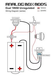 mod elettroniche meccaniche e semi meccaniche le unregulated lipo box mod diagram unregulated box mod parts