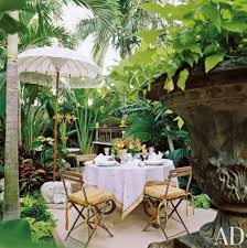 Exotic outdoor space by diane burn in west palm beach florida