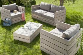With easy access to tools and materials for DIY enthusiasts, making outdoor  garden furniture has become a growing trend that many like to take on as an  ...