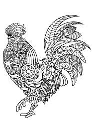 Animal Coloring Pages For Adults Animal Coloring Pages Pdf Coloring