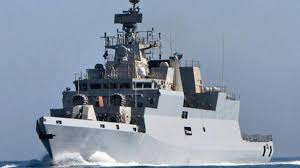 ins china india launches first home built anti submarine ship to counter china