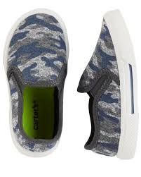 Simple Joys Carters Size Chart Carters Camo Casual Sneakers