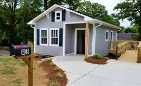 Small Picture Habitat for Humanity Tiny House in Cabarrus County NC