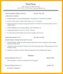 Military To Civilian Resume Examples – Armni.co
