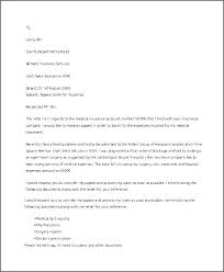 Appeal Letter Format Examples Sample Insurance Appeal Letter Unique Denial Template