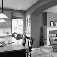 Living Room And Kitchen Paint Awesome Great Combination Ideas For Interior House Paint Colors