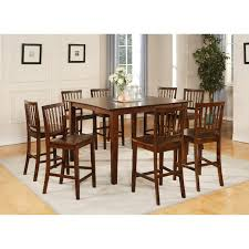 unique bar height kitchen table set to own dining room tables