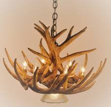 graceful trump lighting chandeliers 36 deer antler light fixtures