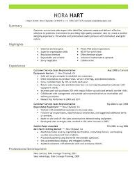 Resume Wording For Customer Service Resume Examples For Customer ...