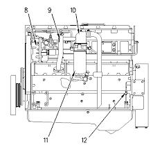 caterpillar alternator wiring diagram images 3126 intake heater wiring diagram 3126 cat engine belt diagram