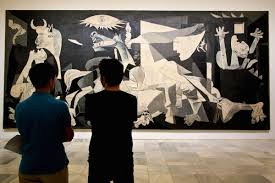 most famous paintings art history pablo picasso guernica 1937 image via hyperallergic com
