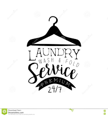 hanging laundry clipart black and white. Perfect Hanging Black And White Sign For The Laundry Dry Cleaning Service With Clothes  Hanger Silhouette Hanging Clipart G