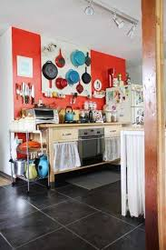 eclectic lighting. Eclectic Lighting. Retrieve Kitchen Designs With Orange Wall Accent And Track Lighting Picture N