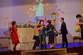 Библиотекари на районном конкурсе Молодая семья МАУК   0001 0022 0134
